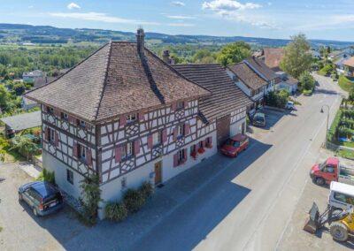 Estrich, Bauernhaus Adli, Haueter Real Estate AG