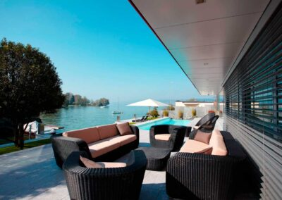 Villa am Wasser, Haueter Real Estate AG