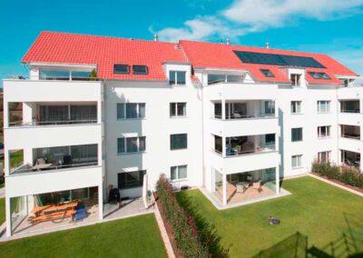 Überbauung Velven, Haueter Real Estate AG
