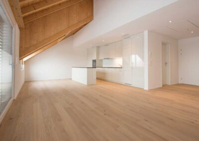 Haueter Real Estate AG, Velven Wohnzimmer